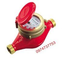 Đồng hồ đo lưu lượng nước nóng Sensus nối ren DN15-DN40