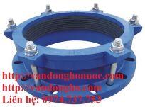 khớp nối mềm BE/ Mối nối mềm PN16, D76 => BE 800, dùng ống: PVC, Gang, sắt, Thép....