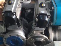 Van bi INOX 304/ 316 điều khiển khí nén DN 15 - ALOHA - APD 100