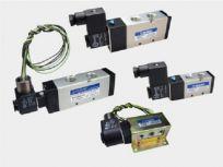 Van điện từ khí nén 5/2 (Solenoid valve 5/2)