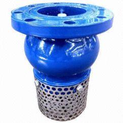 AUT Foot valve Standart type - PN10/PN16/PN20 - 2inch (DN50 mm)