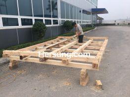 Đóng gói kiện gỗ
