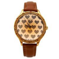 Đồng hồ nữ JULIUS JA-851 dây da (Nâu)