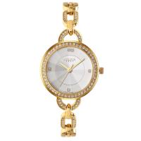 Đồng hồ nữ JULIUS JU595 dây thép (vàng)