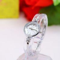 Đồng hồ nữ JULIUS JA878 dây thép (trằng bạc)
