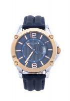 Đồng hồ nam JULIUS JAH079 dây da (xanh dương)