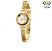 Đồng hồ nữ JULIS JA559 dây thép (vàng)