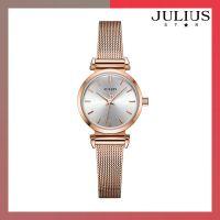 ĐỒNG HỒ Nữ JULIUS STAR JS001 dây thép đồng
