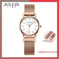 ĐỒNG HỒ Nữ  JULIUS STAR JS024 kính sapphire khóa nam châm