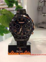 Đồng hồ nam Julius JAH091 dây thép đen