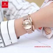Đồng hồ Julius nữ JA1129A dây thép vàng đồng