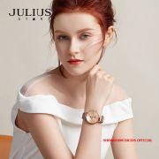 Đồng hồ nữ Julius JS025A kính Sapphire khóa nam châm