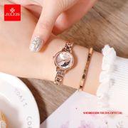 Đồng hồ nữ Julius JA1157 dây thép vàng đồng