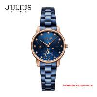 Đồng hồ nữ Julius JS029C kính Sapphire dây Inox