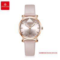 Đồng hồ nữ Julius JA1158A dây da