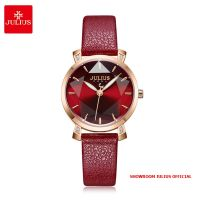 Đồng hồ nữ Julius JA1158D dây da