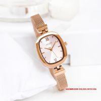 Đồng hồ nữ Julius JA1173B dây thép - SIZE 25X30