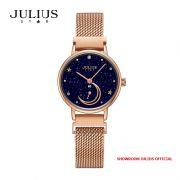 Đồng hồ nữ Julius Star JS038A kính Sapphire Khóa Nam Châm