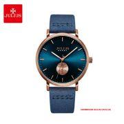 Đồng hồ nam Julius JAH-112A dây da