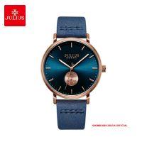 Đồng hồ nam Julius JAH-112A dây da - Size 41