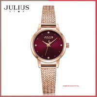 Đồng hồ nữ Julius Star JS-045B dây Inox kính saphire