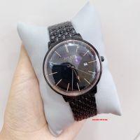 Đồng hồ nam Julius JAH-130 dây thép đen |  Size 40