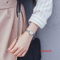 Đồng hồ nữ Julius JA-770 dây thép bạc |size 20