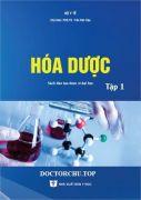Hóa dược - Tập 1 (Sách đào tạo dược sĩ đại học)