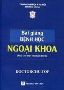 Bài giảng bệnh học ngoại khoa (Y4)