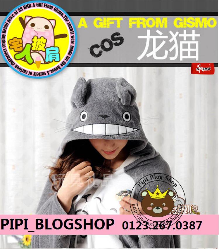 Áo choàng Totoro