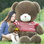 Gấu bông Teddy Jack Bear 1m8