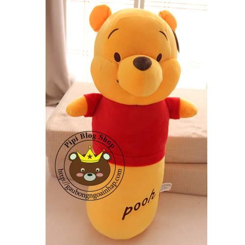 Gối dài thú bông Disney Pooh