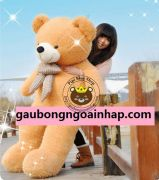 Gấu bông Teddy  Jane Bear 1m8