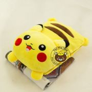 Gối mền 3in1 Pikachu