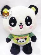 Gấu bông Panda áo xanh (60cm)