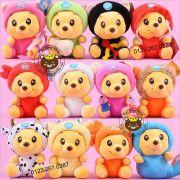 Gấu bông Pooh 12 cung hoàng đạo (20m)