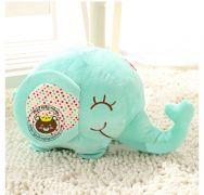 Gấu bông Voi bông xanh mint (50cm)