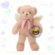 Gấu bông Teddy Angel hồng (40cm, 60cm)