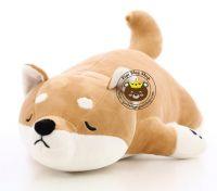Chó bông Shiba nằm (50cm)