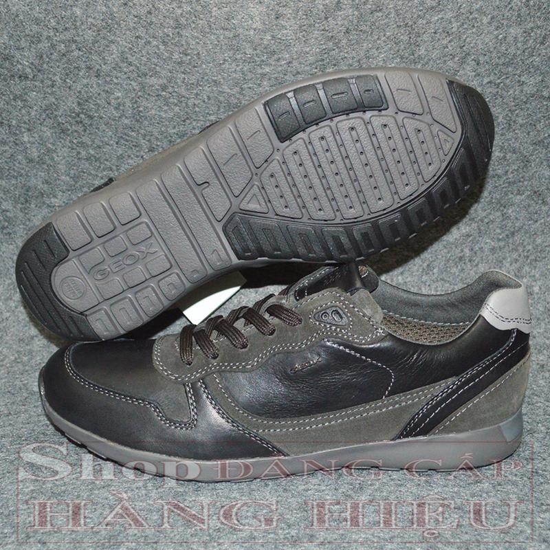 Giày Geox đen xám chính hãng