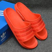 Dép Adidas Duramo chính hãng màu đỏ
