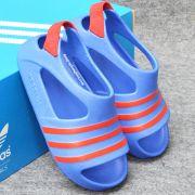 Sandal Adidas Adilette Blue Red
