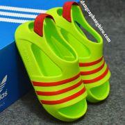 Sandal Adidas Adilette Green Red