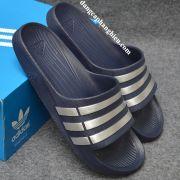 Dép Adidas Duramo chính hãng xanh đậm bạc