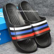 Dép Adidas Duramo chính hãng đen trắng xanh đỏ