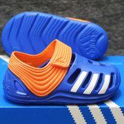 Adidas Zsandal chính hãng xanh dương cam
