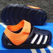 Adidas Zsandal chính hãng xanh đen cam