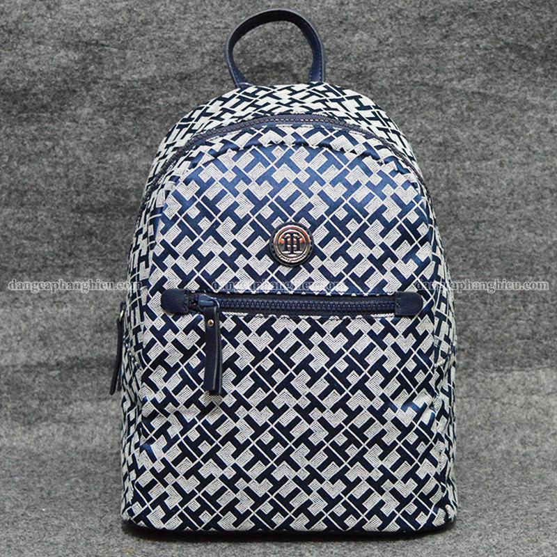 240008 Tommy Hilfiger Backpack Blue 1