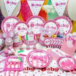 Bộ 16 món trang trí sinh nhật A Litter Baby Girl