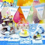 Bộ 16 món trang trí sinh nhật A Litter BaBy Boy